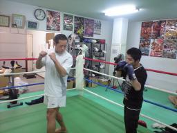 キックボクシング、フィットネスコース
